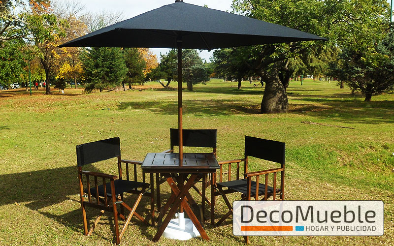 Mesa para Bar o Jardín. Fábrica de Mesas de Bar aptas para Exterior
